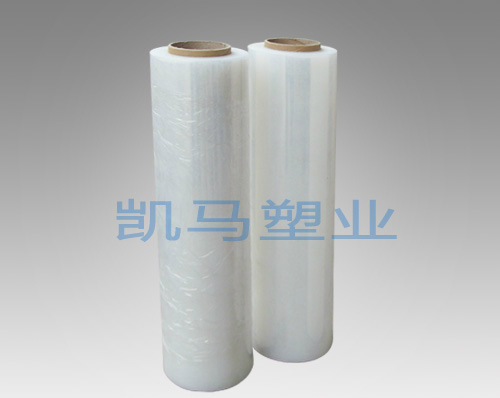 PE winding film for machine